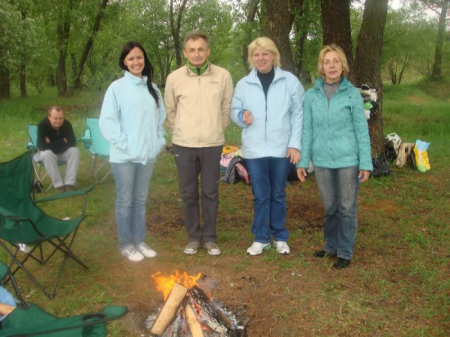 """Выездное занятие """"ЛАБИРИНТ"""" 09.05.2012"""