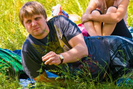 """Выездное занятие """"ЛАБИРИНТ"""" 04.06.2011"""
