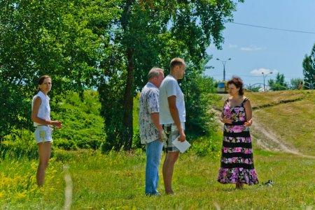 """Выездное занятие """"ЛАБИРИНТ"""" 24.06.2013"""